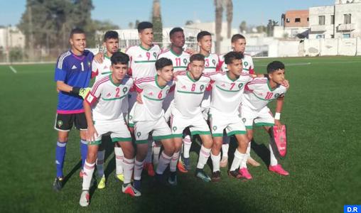 Tournoi de l'UNAF -15: Le Maroc remporte l'édition 2018