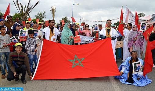 Quarante-cinq ans après la Marche verte, des hypothèques sur le conflit artificiel autour du Sahara marocain tombent à la vitesse grand V (Quotidien congolais)