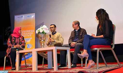 Le développement de la culture entrepreneuriale chez les jeunes, un vecteur de développement socio-économique (acteur associatif)