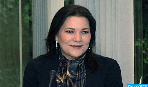 Ouverture à New York du Sommet Action Climat de l'ONU avec la participation de SAR la Princesse Lalla Hasnaa