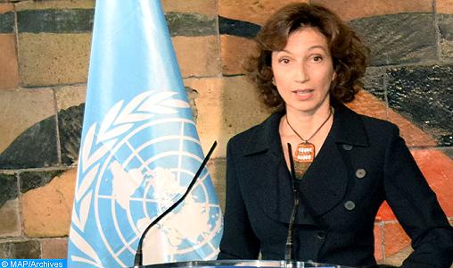 Audrey Azoulay : nécessité de préserver les acquis cumulés en 70 ans