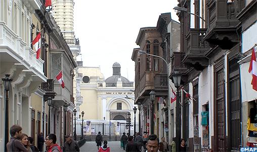 Lima, la capitale latino-américaine où la pluie fait défaut à longueur de l'année
