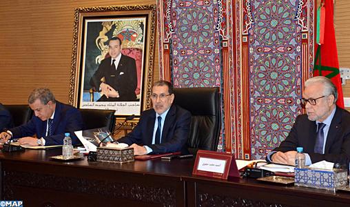 """Climat des affaires: M. El Otmani loue le leadership régional du Maroc et plaide pour des mesures plus """"audacieuses"""""""
