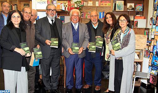 """Casablanca: Présentation de l'ouvrage """"Le Maroc face au printemps arabe"""" de Khalil Hachimi Idrissi"""