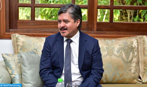 Le parlement andin réitère son soutien à l'initiative d'autonomie comme solution définitive au conflit du Sahara