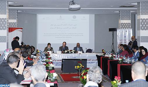 Une rencontre à Rabat souligne le rôle central des médecins des prisons dans la prévention de la torture et le traitement des détenus