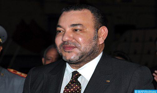 Message de félicitations de SM le Roi au Président du Niger à l'occasion de la fête nationale de son pays