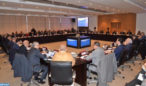 """L'efficacité des tribunaux, un indicateur """"très important"""" de la qualité du climat des affaires (M. Aujjar)"""