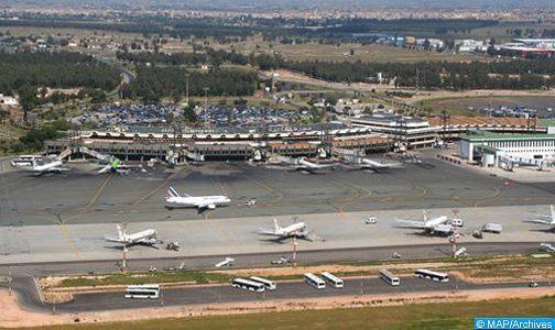 Aéroports du Maroc: hausse du trafic commercial passager (+14,03%) en août dernier