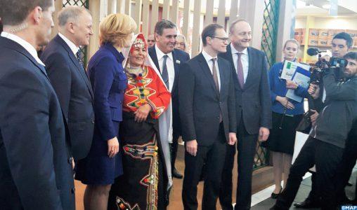 M. Akhannouch inaugure le pavillon marocain à la Semaine Verte Internationale de Berlin