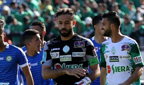 Trois matchs de suspension pour Anas Zniti (FRMF)