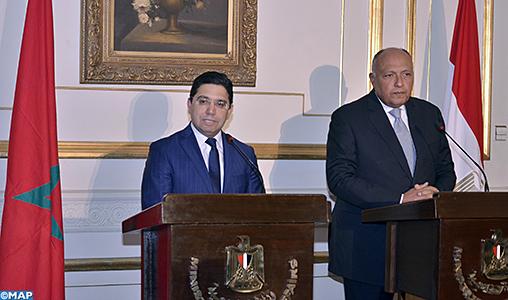Le règlement politique de la crise en Libye, tributaire de la garantie des conditions sécuritaires convenables