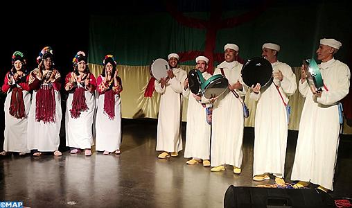 La communauté marocaine en Belgique célèbre le nouvel an amazigh 2969