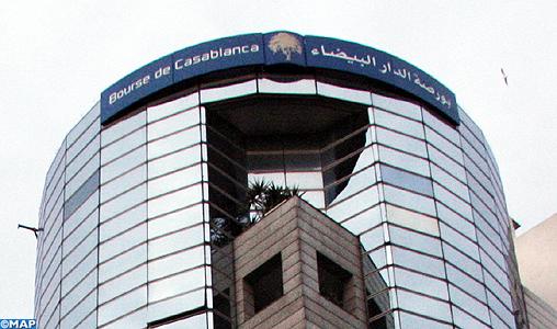 La Bourse de Casablanca démarre dans le vert