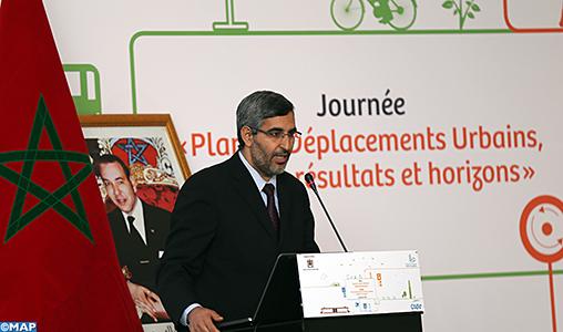 Casablanca: journée de concertation sur les plans de transports urbains