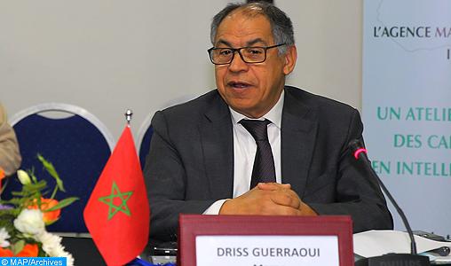 M. Guerraoui souligne à Strasbourg la pertinence du débat national pour construire un nouveau modèle de développement au Maroc