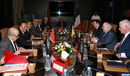 Le Maroc dispose de tous les atouts pour être un partenaire exemplaire pour l'Irlande