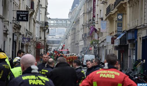 Explosion dans une boulangerie à Paris : 4 morts, huit blessés graves et 37 légers