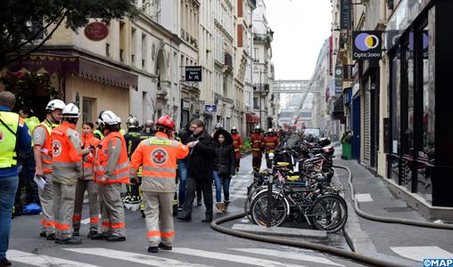 Explosion dans une boulangerie à Paris : deux ressortissants marocains parmi les blessés