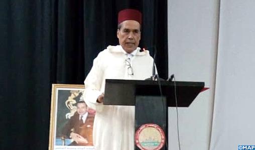 La communauté marocaine résidant en Mauritanie célèbre dans l'allégresse le 75e anniversaire de la présentation du Manifeste de l'indépendance