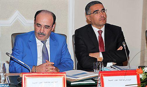 Les potentialités de la région Tanger-Tétouan-Al Hoceima exposées lors d'un meeting du gouvernement avec les acteurs locaux