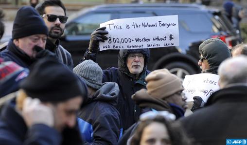 Shutdown: Premier salaire non versé pour 800.000 fonctionnaires