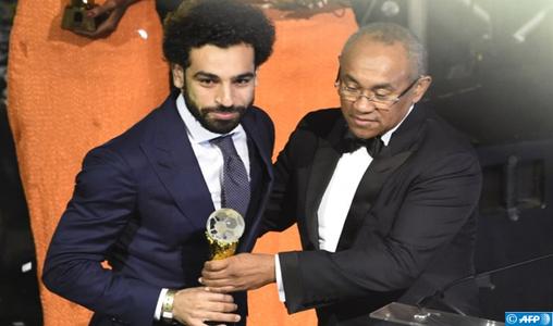 Ballon d'Or africain 2018: L'Egyptien Mohamed Salah conserve son trophée