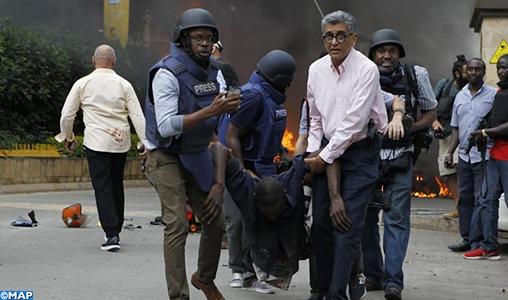 Nairobi: Trois morts et 14 blessés dans un attentat à l'explosif