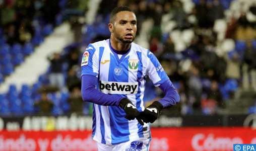 Liga: Le Marocain En-Nesyri marque le but de la victoire de Leganés contre Huesca