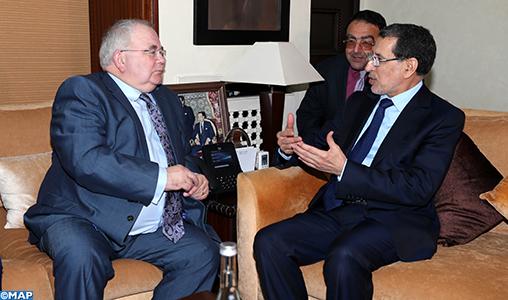 Un responsable irlandais salue les initiatives du Maroc dans plusieurs domaines