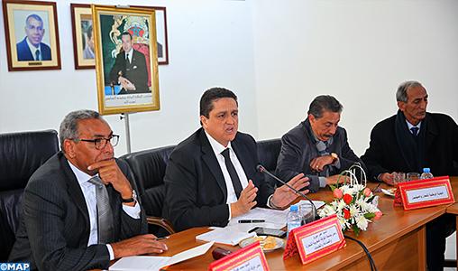 Accord sur la suspension des mesures relatives à la facturation électronique