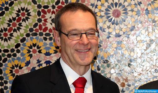 Un responsable britannique met en avant la profondeur et la solidité des relations avec le Maroc