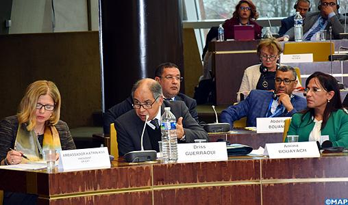 Le nouveau modèle de développement au Maroc exposé à Strasbourg
