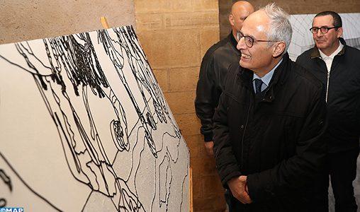 Journée nationale de l'architecte : Exposition collective à Bab Lakhmiss à Salé