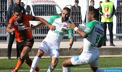 Zakaria Hadraf  suspendu pour trois matchs