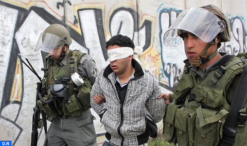 15 Palestiniens tués et 360 blessés en décembre (ONG)
