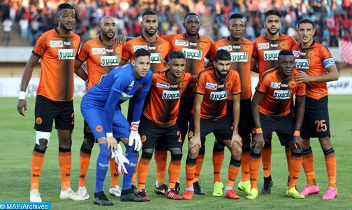 Coupe de la CAF: La RSB s'adjuge la première place en battant le HUSA