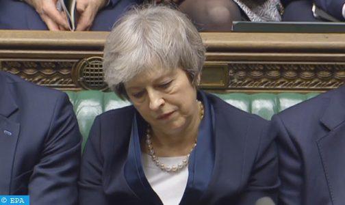Le Parlement britannique rejette l'accord sur le Brexit