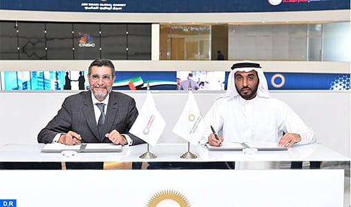 Casablanca Finance City et Abu Dhabi Global Market s'allient pour développer les services financiers