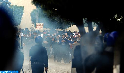 Manifestations anti-5è mandat : Amnesty international appelle les autorités algériennes à faire preuve de retenue