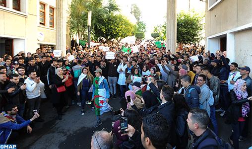 Algérie: Plusieurs interpellations lors de la manifestation des étudiants contre le 5ème mandat