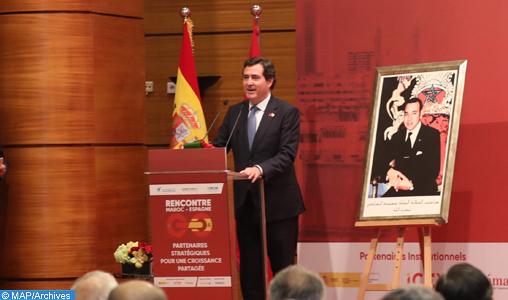 Le président du patronat espagnol souligne la complémentarité des économies marocaine et espagnole