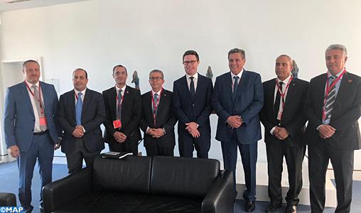 M. Akhannouch s'entretient à Canberra avec les ministres australiens de l'Agriculture et du Commerce