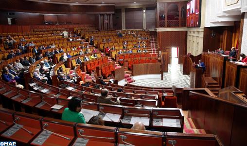Chambre des représentants: Adoption de projets de loi relatifs à l'audiovisuel et la médiation institutionnelle