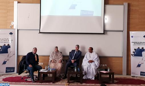 Table ronde à Dakhla sur la dynamique de développement des provinces du Sud