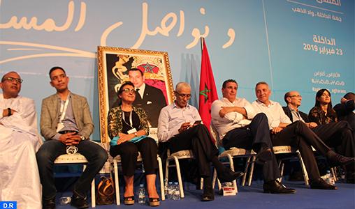 Le RNI tient une rencontre régionale avec ses militants au niveau de Dakhla-Oued Eddahab