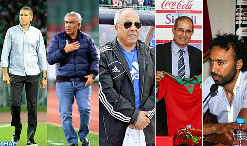 Botola Maroc Télécom D1 : Limogeages et départs des entraîneurs, qui pour succéder à qui ?