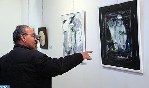 Vernissage à Fès de l'exposition collective ''Archipel''