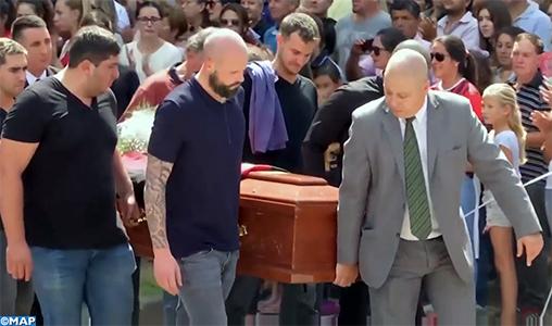 L'Argentine rend un dernier hommage à Emiliano Sala
