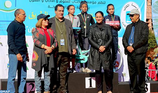 Marrakech: Une course sur route pour sensibiliser au dépistage précoce du cancer chez les femmes
